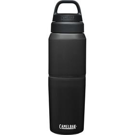 CamelBak MultiBev Edelstahl Vakuumisolierte Flasche 500ml schwarz
